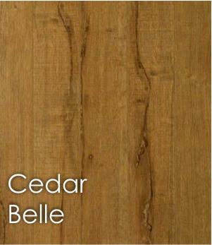 Cedar Belle
